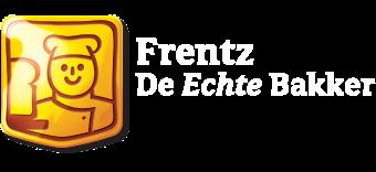 Echte Bakker Frentz - logo header wit
