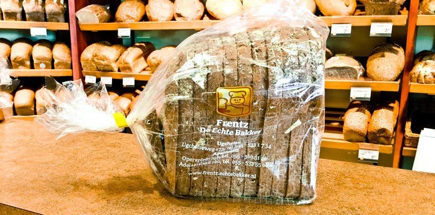 Echte Bakker Frentz - Bakkersgeheimen - 5 tips voor vers brood bewaren