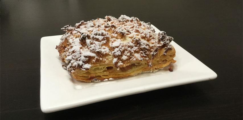 Echte Bakker Frentz - Bakkersgeheimen - recept appelkanjers opwarmen als toetje