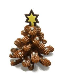 Echte Bakker Frentz - Specialiteiten - Kerst geschenken - Chocolade kerstboom