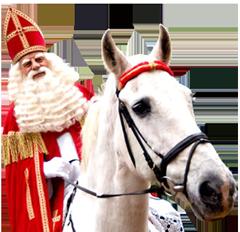 Echte Bakker Frentz - specialiteiten - Sinterklaas geschenken - Sinterklaas op paard
