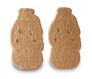 Echte Bakker Frentz - Specialiteiten - Sinterklaas geschenken - Speculaas poppen
