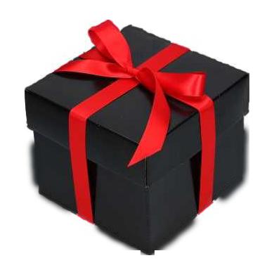 Echte Bakker Frentz - Specialiteiten - Geschenk doos - zwart