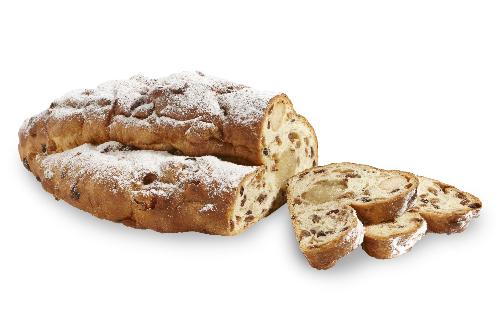 Echte Bakker Frentz - Specialiteiten - Kerst geschenken - Weihnachtsstol gesneden
