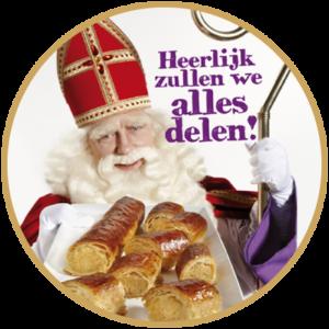 Echte Bakker Frentz - Specialiteiten - Sinterklaas geschenken - heerlijk alles delen