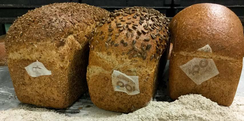Echte Bakker Frentz - Bakkersgeheimen - Volkorenbrood wat is dat eigenlijk? - 100% volkoren